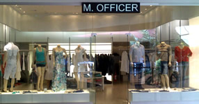 M. Officer - Galleria Shopping - Campinas /SP